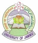 Jammu University (Jammu University) 2018 - Exam Notifications, Exam Dates, Course, Questions & Answers, Preparation Material